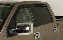 2003 Jeep Liberty In-Channel Wind Deflectors