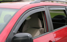 2009 Jeep Grand Cherokee In-Channel Wind Deflectors