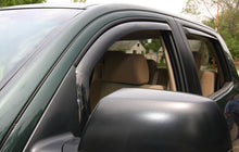 2004 Toyota Echo (2 Door) In-Channel Wind Deflectors