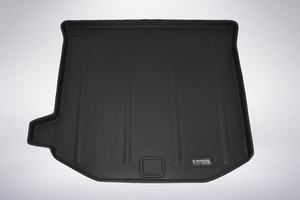 Black cargo mat for 2018 Jeep Grand Cherokee