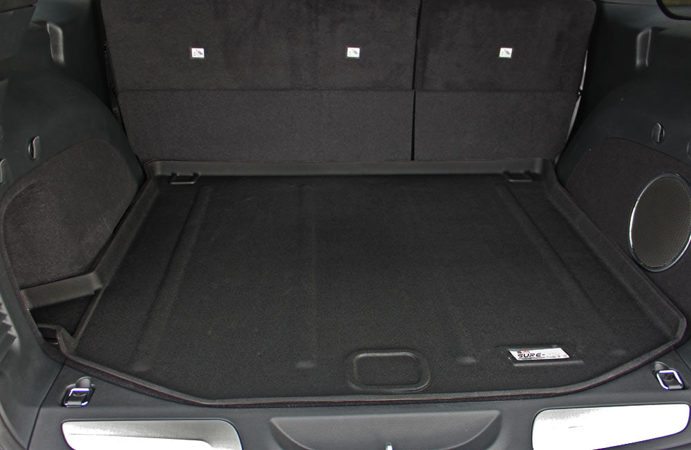 Black Cargo Mat For 2018 Jeep Grand Cherokee ...