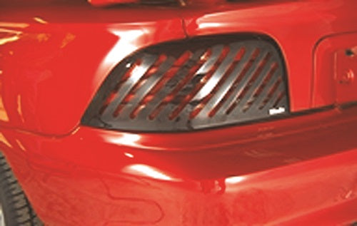 1996 Geo Tracker Slotted Tail Light Covers