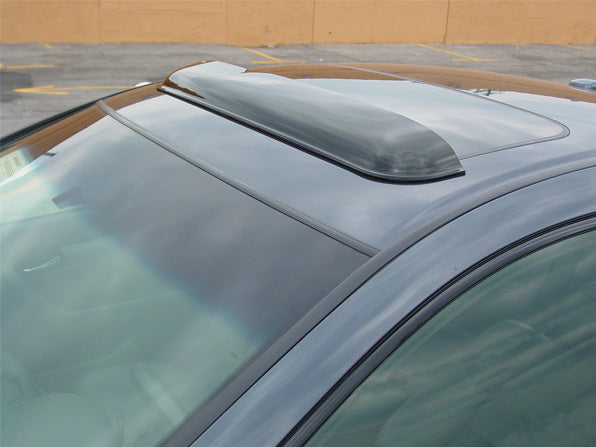 2011 Volvo XC70 Sunroof Wind Deflector
