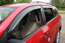 2010 Ford Explorer Sport Trac Slim Wind Deflectors
