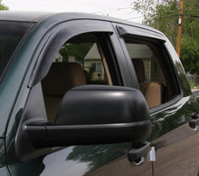 2009 Toyota FJ Cruiser Slim Wind Deflectors