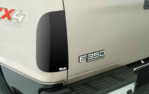 2004 Ford Super Duty Tail Light Covers