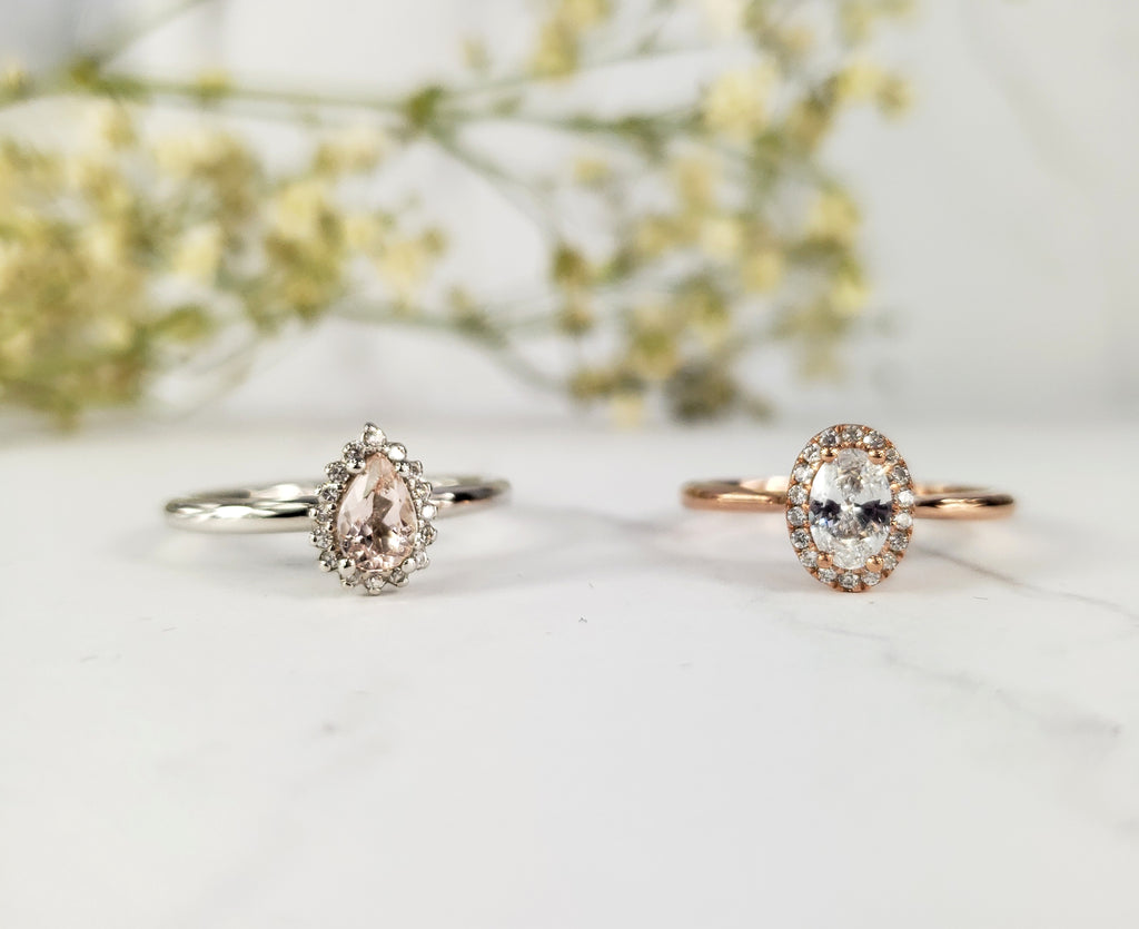 The Ultimate Guide to Halo Engagement Rings
