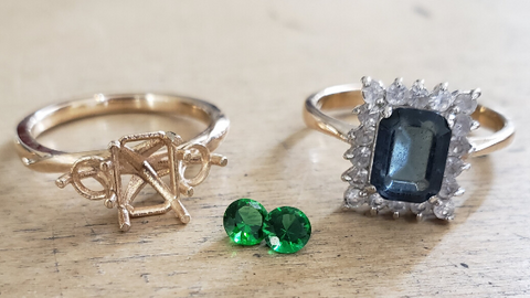 transforming old jewelry to new