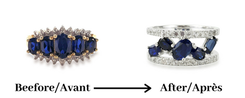 Jewelry Transformation After Divorce