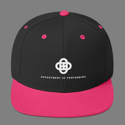 Performing Arts - Wool Blend Snapback