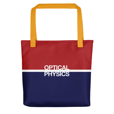 Optical Physics - Tote bag