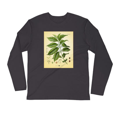 Biology - Long Sleeve Fitted Crew