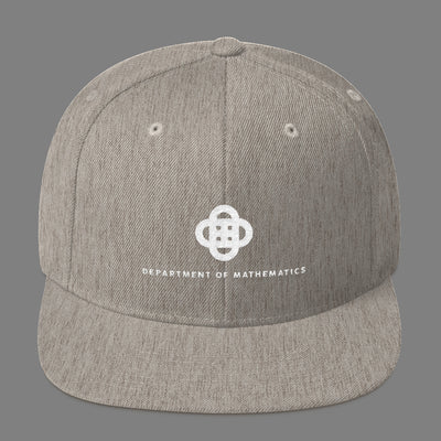 Mathematics - Snapback Hat