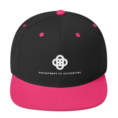 Accounting - Snapback Hat