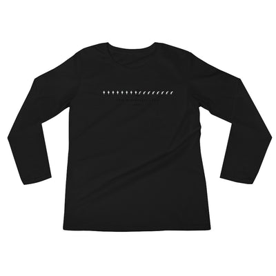 Management - Ladies' Long Sleeve T-Shirt