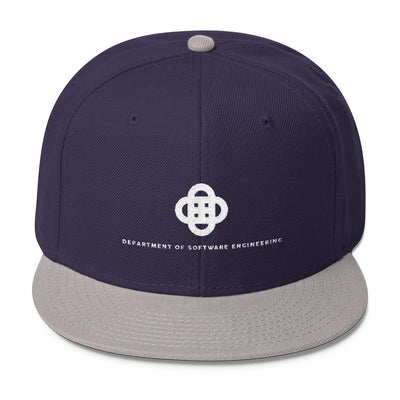 Software Engineering - Wool Blend Snapback