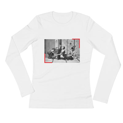 Culinary - Ladies' Long Sleeve T-Shirt
