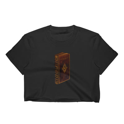 Literature - Women's Crop Top