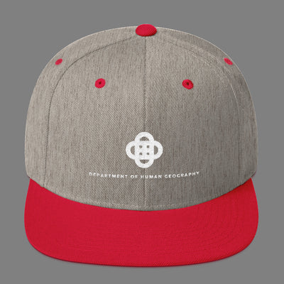 Human Geography - Snapback Hat