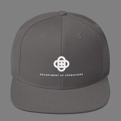Operations Management - Wool Blend Snapback