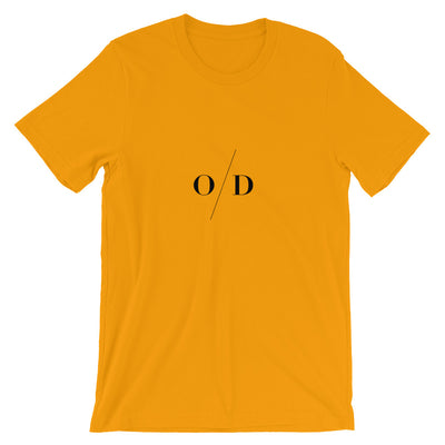 O/D - Doctor of Optometry - Unisex T-Shirt