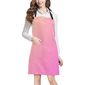 Angel care Design 1 All Over Print Adjustable Apron-Aprons-JEFAMO