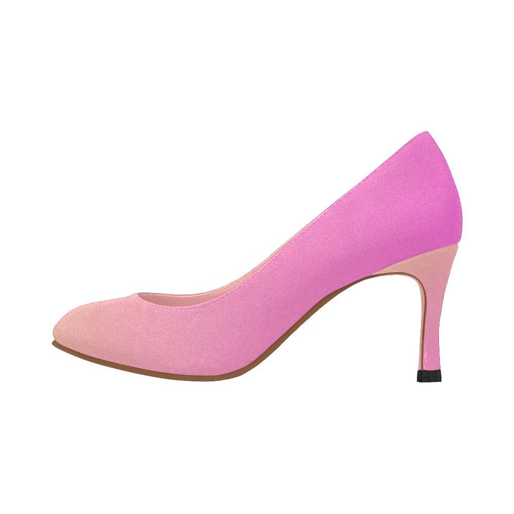 Angel care Design 1 Women's Pumps-High Heels-JEFAMO