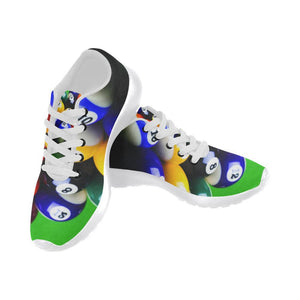 Bowling Design 1 Women's Sneakers