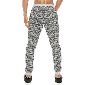 Camouflage Design 1 Men's All Over Print Casual Jogger Pants