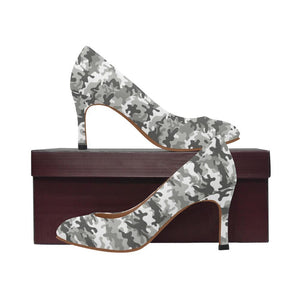 Camouflage Design 1 Women's Pumps