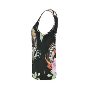 Dragon Design 1 Women's All Over Print Tank Top