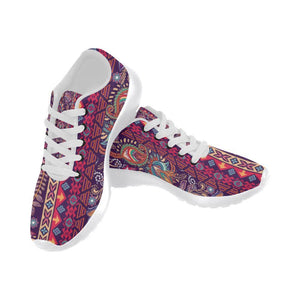 Embroidered Design 2 Women's Sneakers