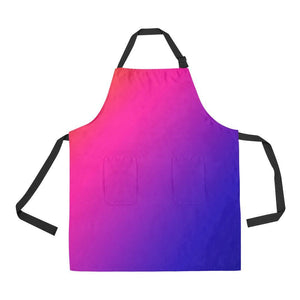 Fabled Sunset Design 1 All Over Print Adjustable Apron