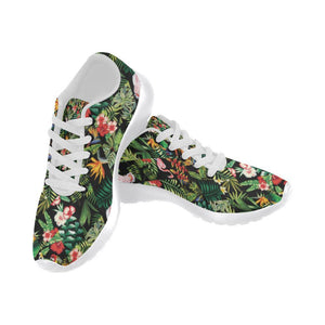Floral Tropics Design 2 Women's Sneakers