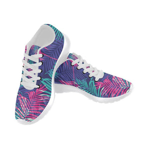 Floral Tropics Design 3 Women's Sneakers