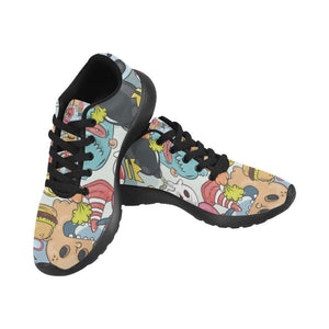 Funny Characters Design 1 Women's Sneakers