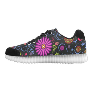 Glory Refuge Design 1 Light Up Casual Women's Shoes