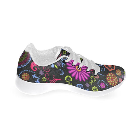Glory Refuge Design 1 Women's Sneakers-Sneakers-JEFAMO