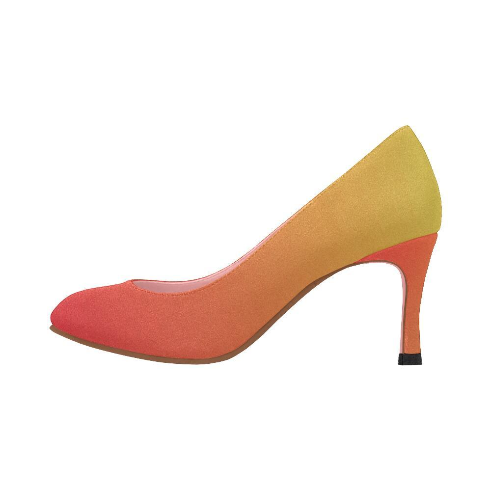Phoenix Start Design 1 Women's Pumps-High Heels-JEFAMO