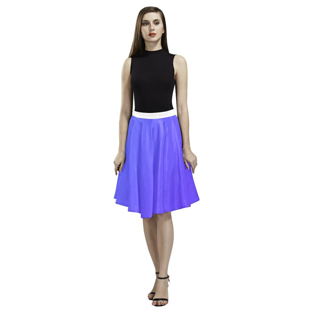 Plum Design 1 Women's Pleated Midi Skirt-Skirts-JEFAMO