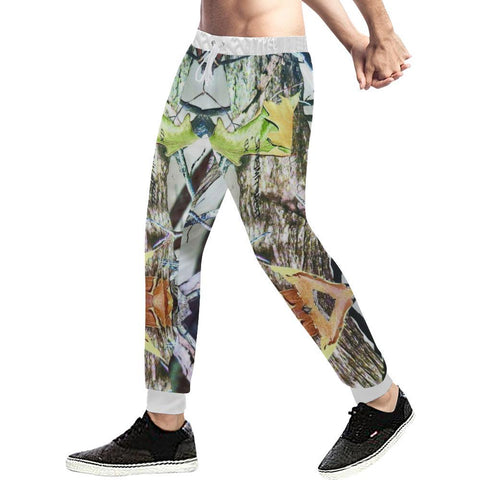 Image of True Timber Design 5 Men's All Over Print Casual Jogger Pants-Pants-JEFAMO