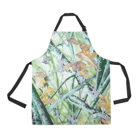 Image of True Woods Design 1 All Over Print Adjustable Apron-Aprons-JEFAMO