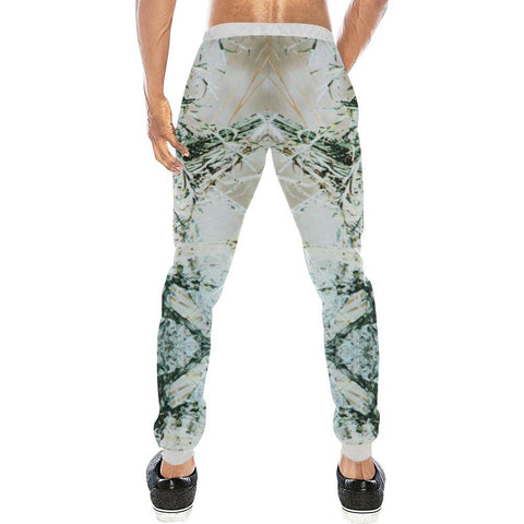 Image of True Woods Design 3 Men's All Over Print Casual Jogger Pants-Pants-JEFAMO