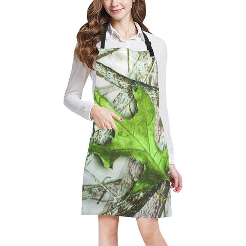 Image of True Woods Design 6 All Over Print Adjustable Apron-Aprons-JEFAMO