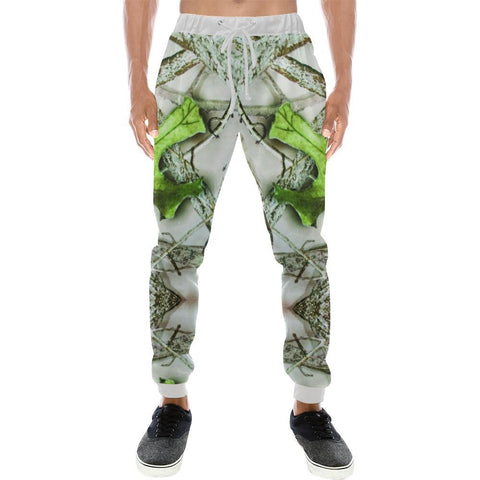 Image of True Woods Design 6 Men's All Over Print Casual Jogger Pants-Pants-JEFAMO