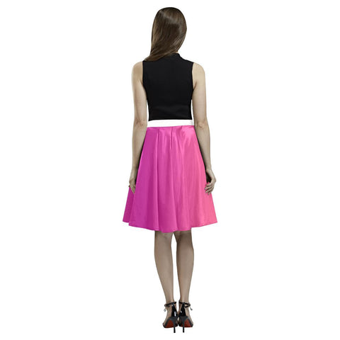 Image of Young Passion Design 1 Women's Pleated Midi Skirt-Skirts-JEFAMO