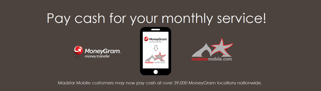 Madstar Mobile & MoneyGram Partnership
