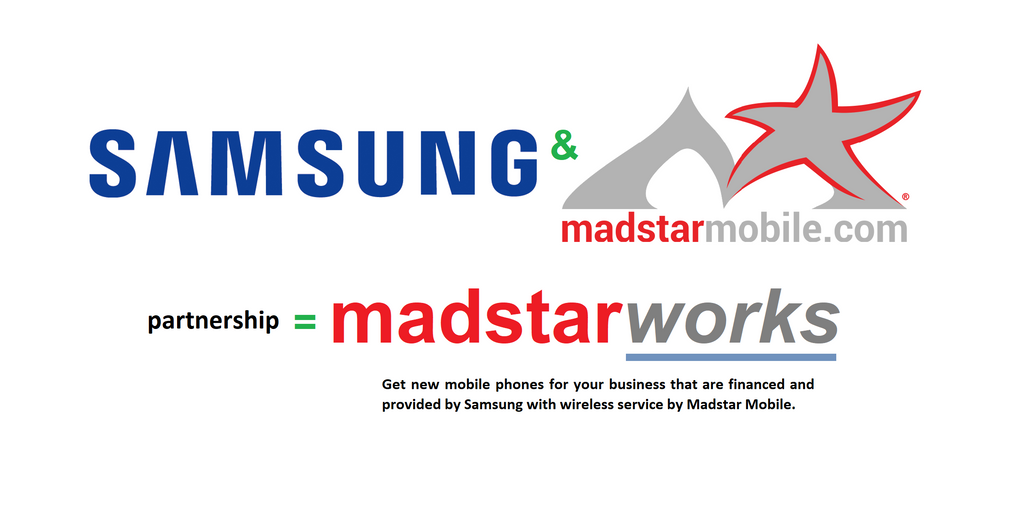 Samsung & Madstar Mobile partnership