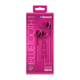 Bluetooth Stereo Earbuds / 4 Color Options