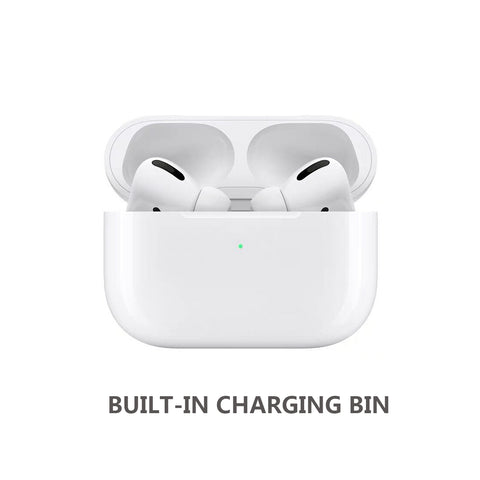 Built-In Charging Bin Advanced Wireless Headset